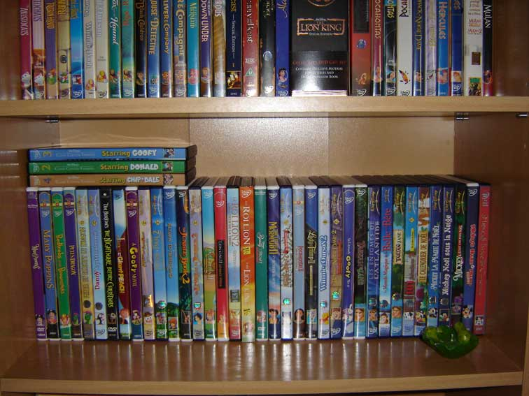 Dvdizzy Com View Topic Post A Photo Of Your Disney Dvd